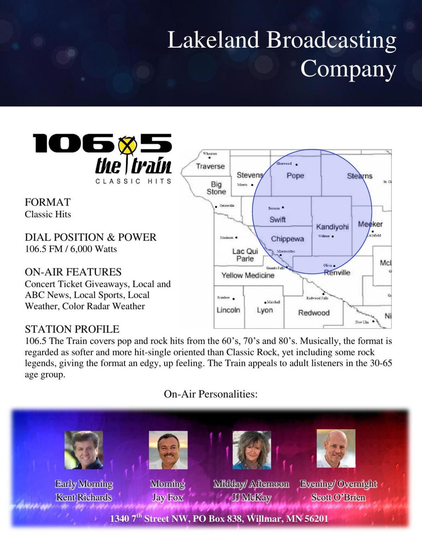 KLFN Station Profile