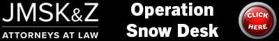 Operation Snow Desk Black