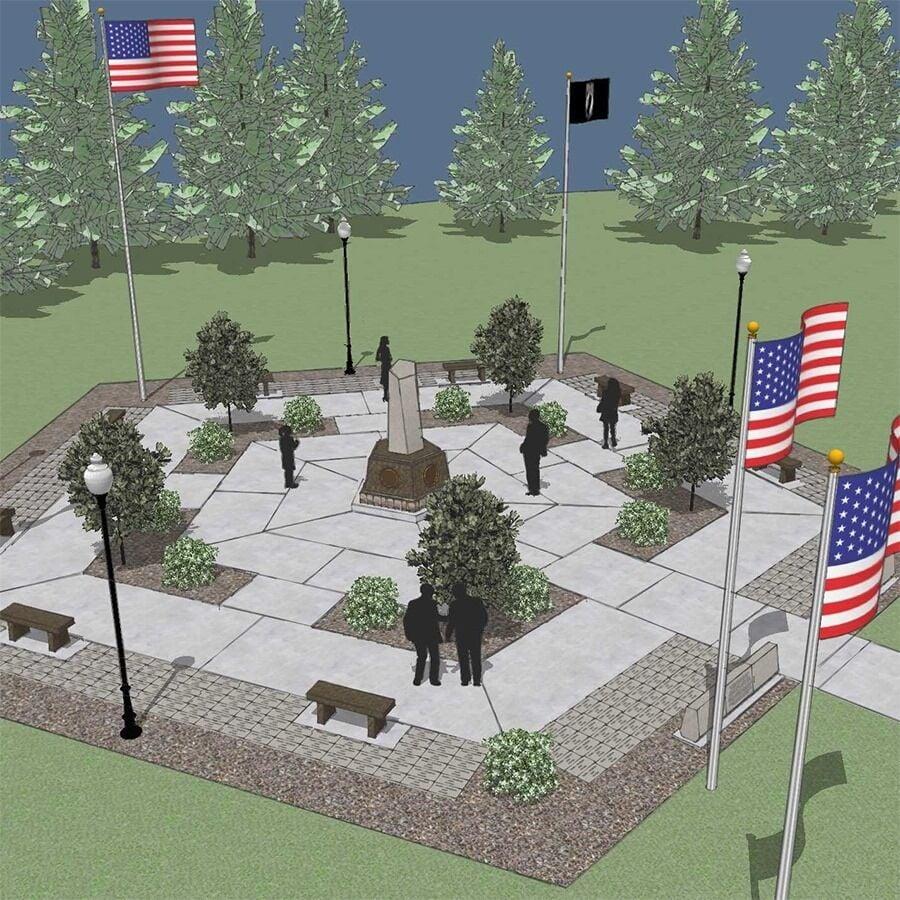 Veterans Plaza 1