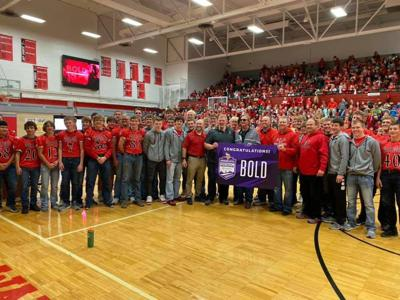 BOLD announced as the Minnesota Vikings Football Community of the year