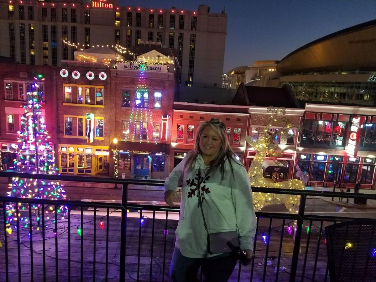 Angie in Nashville