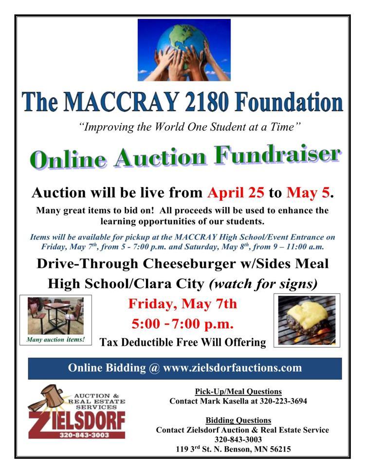 MACCRAY 2180 FOUNDATION