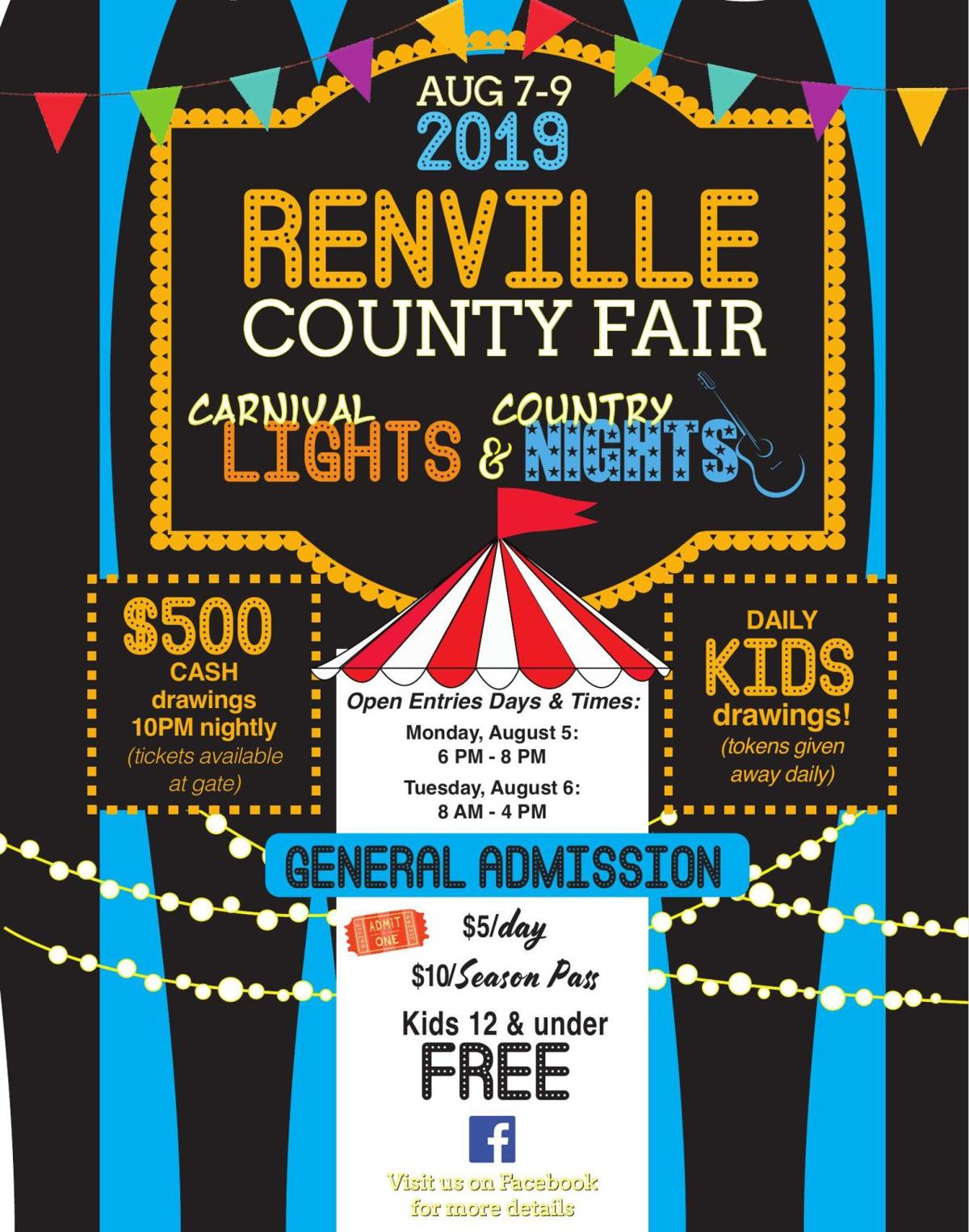 Renville County Fair Page 1