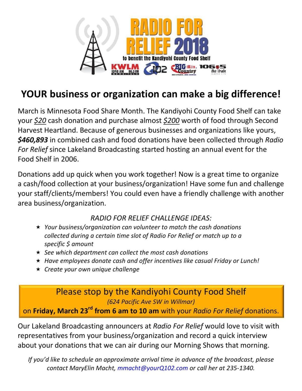 Business Organization Info Sheet