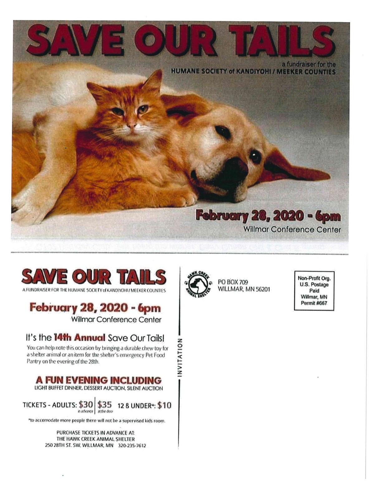 Save Our Tails