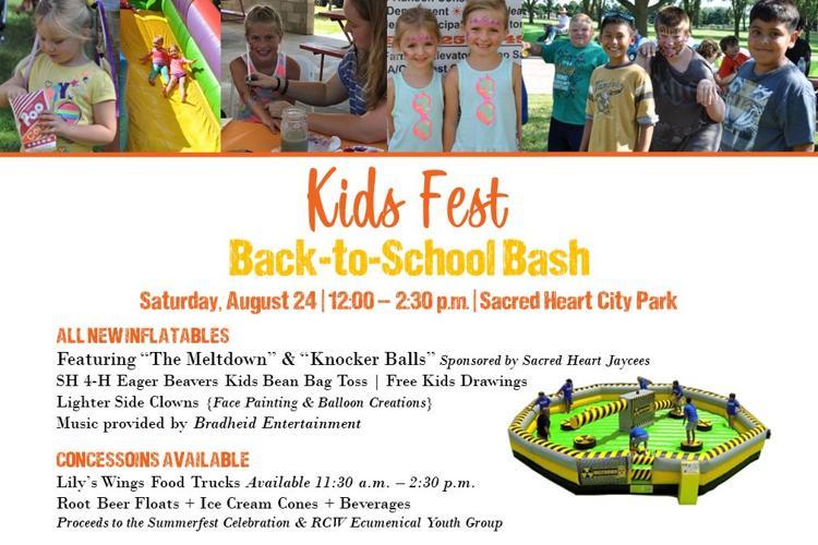 Kids Fest Back-to-School Bash