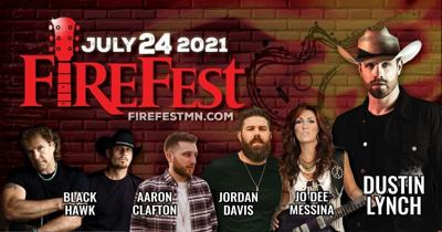 Firefest 21 Lineup