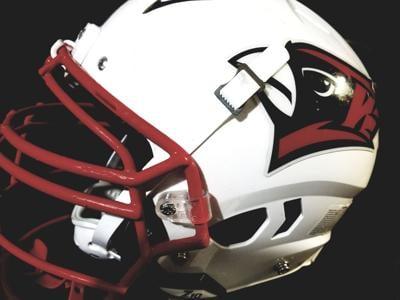 Cardinal Helmet