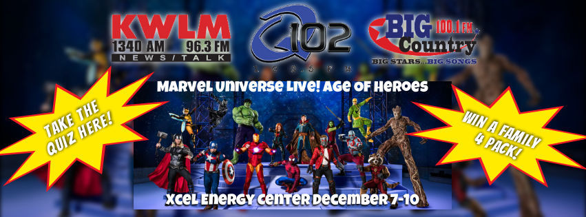Win Passes to Marvel Universe Live! Age of Heroes