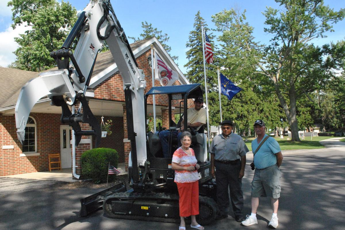 New equipment will help keep historic cemetery green and