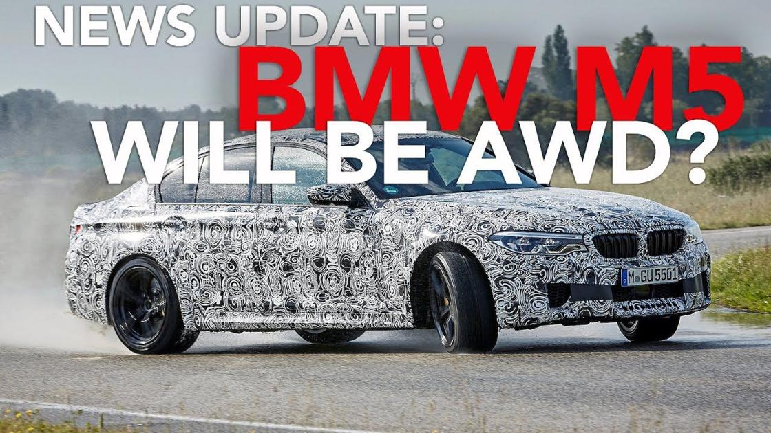 BMW M5 Details, Lamborghini Urus Spied, 2018 Jeep Wrangler Engine Info and More: Weekly News Roundup