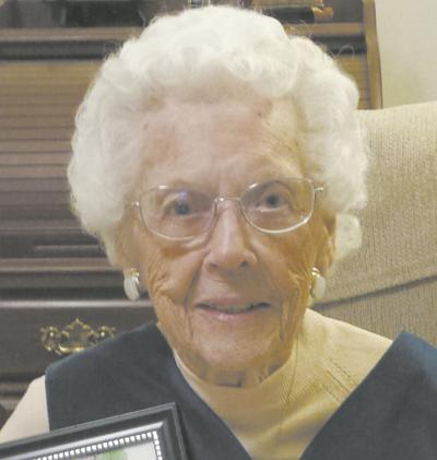 Inez Clevenger turn 102