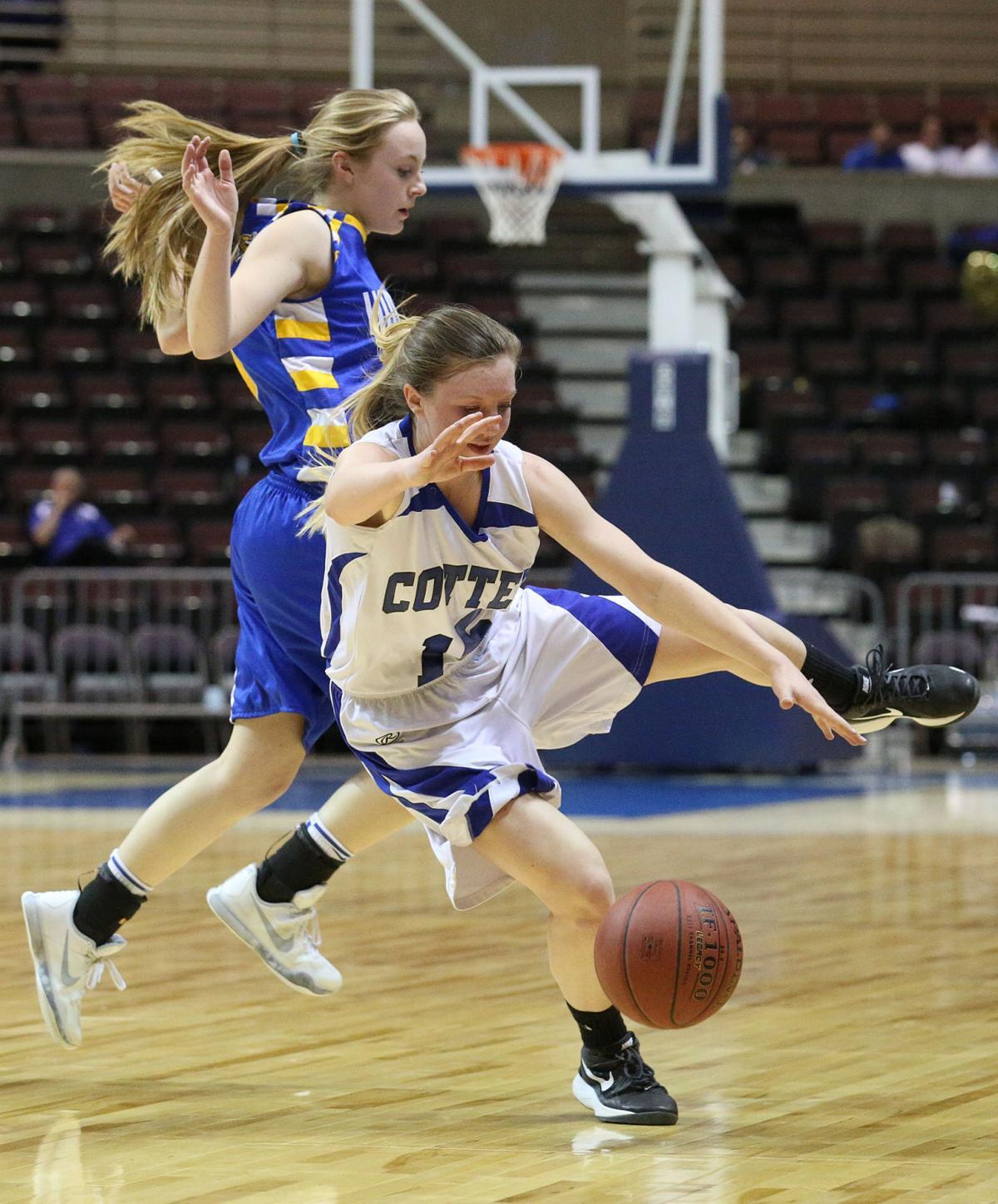 cotter women Cotter wilson class: freshman: hometown: shreveport, la high school: ogburn high school: height: 5-10: friday, april 6, 2018 - women's basketball.