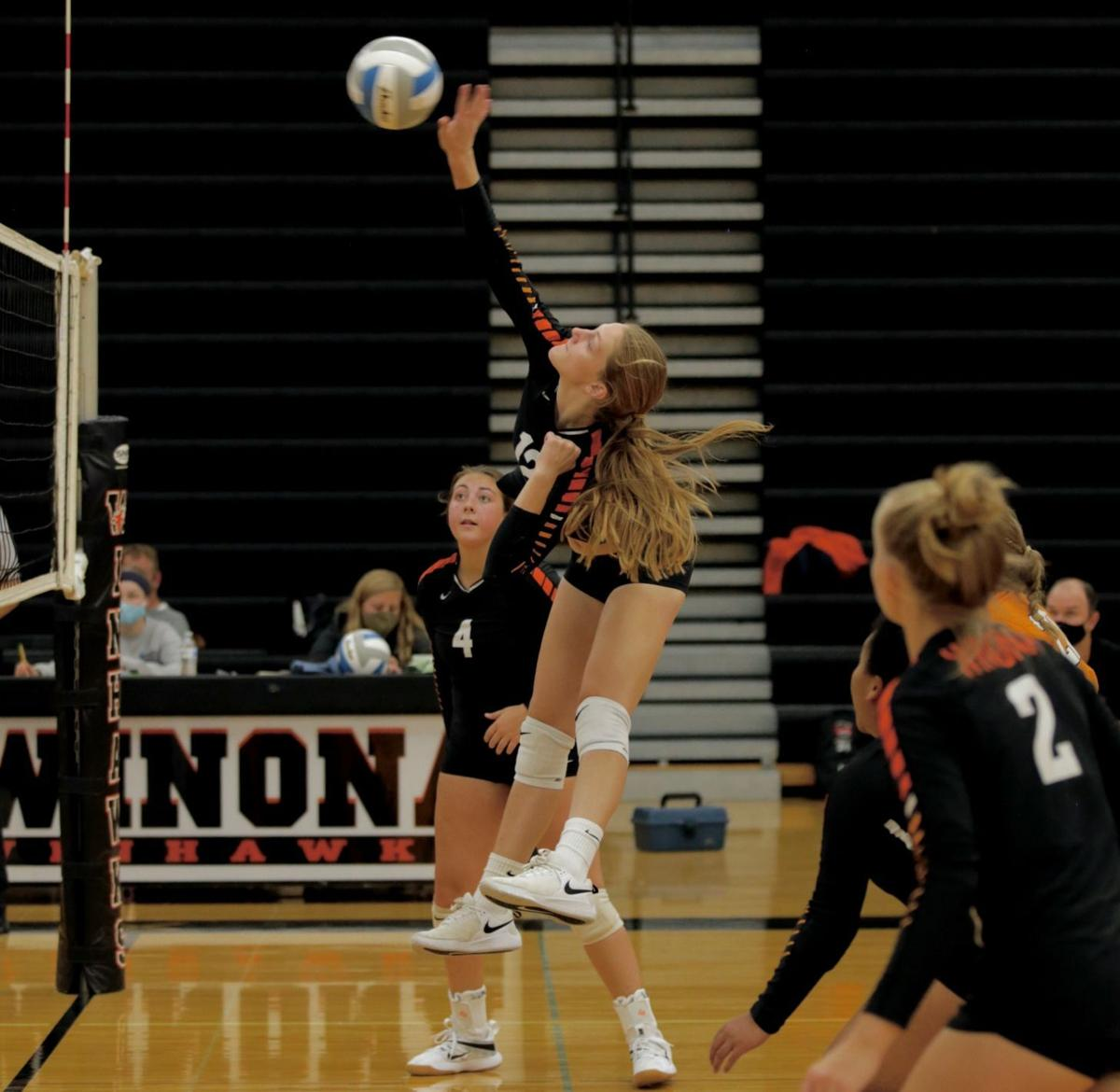 Photos: WSHS Volleyball vs Rochester JM