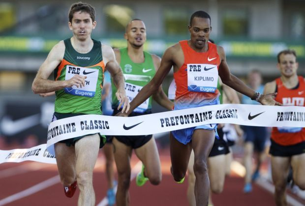 Prefontaine Classic track and field meet at Hayward Field in Eugene, Oregon