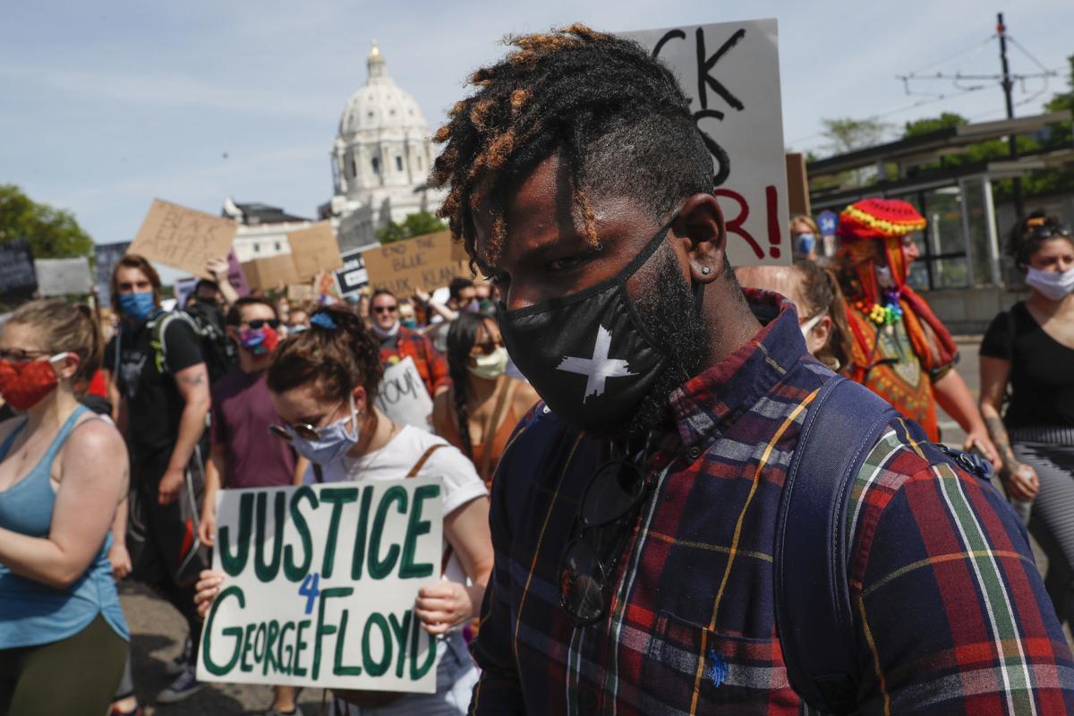 Minnesota protests