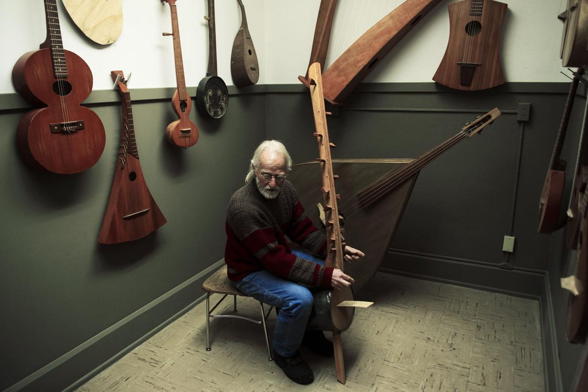 A life, built by hand: Nelson man crafts everything from