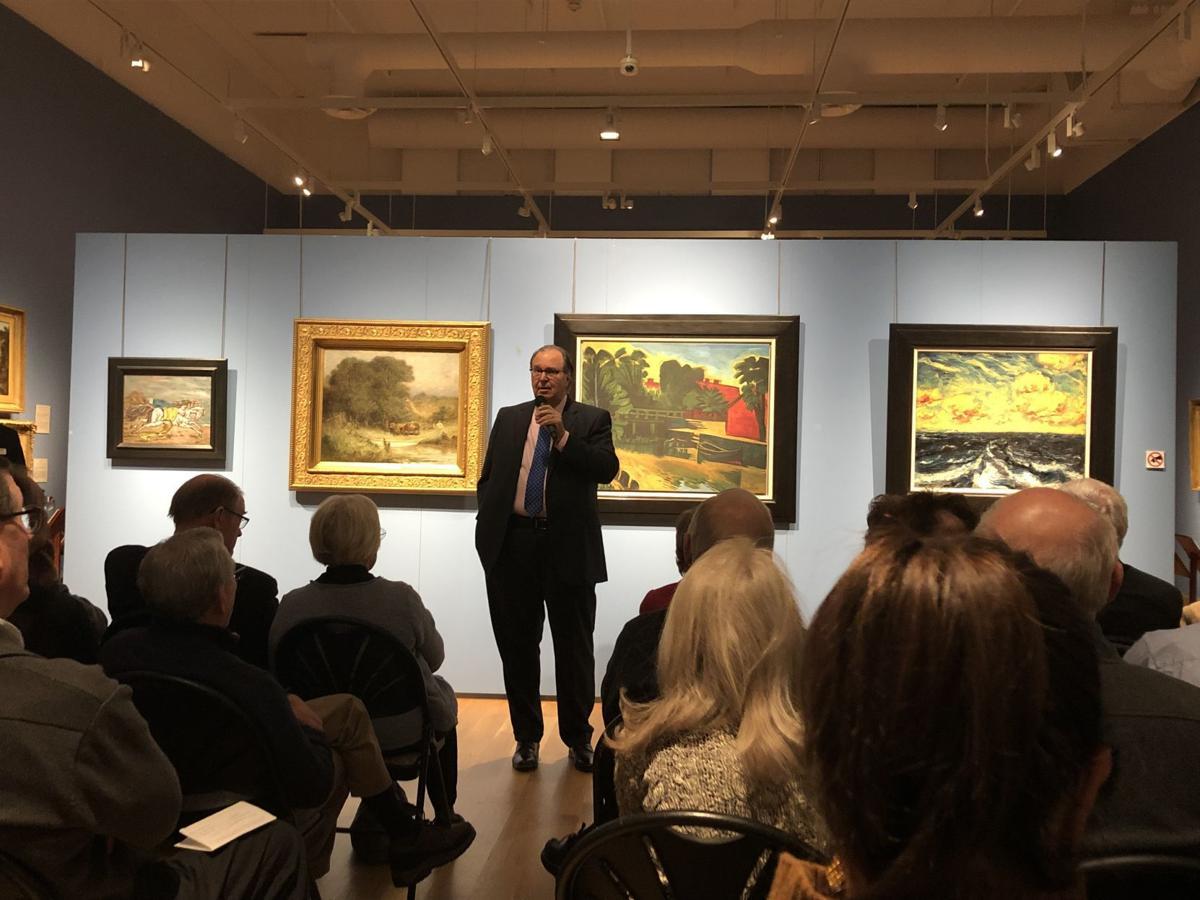 Fall 2019 unveiling at Minnesota Marine Art Museum