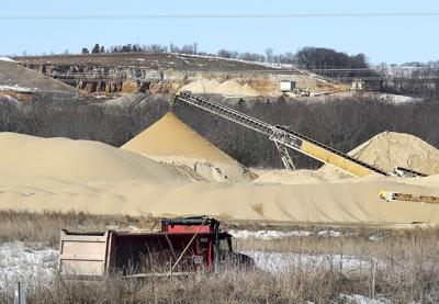 Frack Sand Industry Wisconsin (copy) (copy)