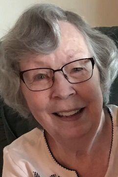 Gladys Ruth Benson