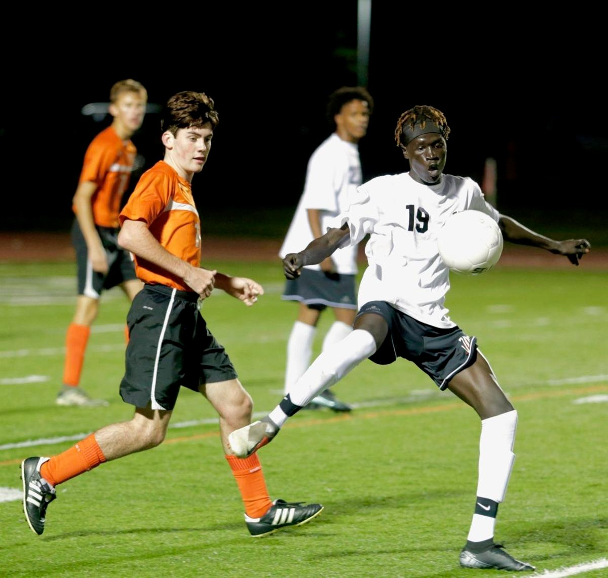Photos: WSHS Boy's Soccer