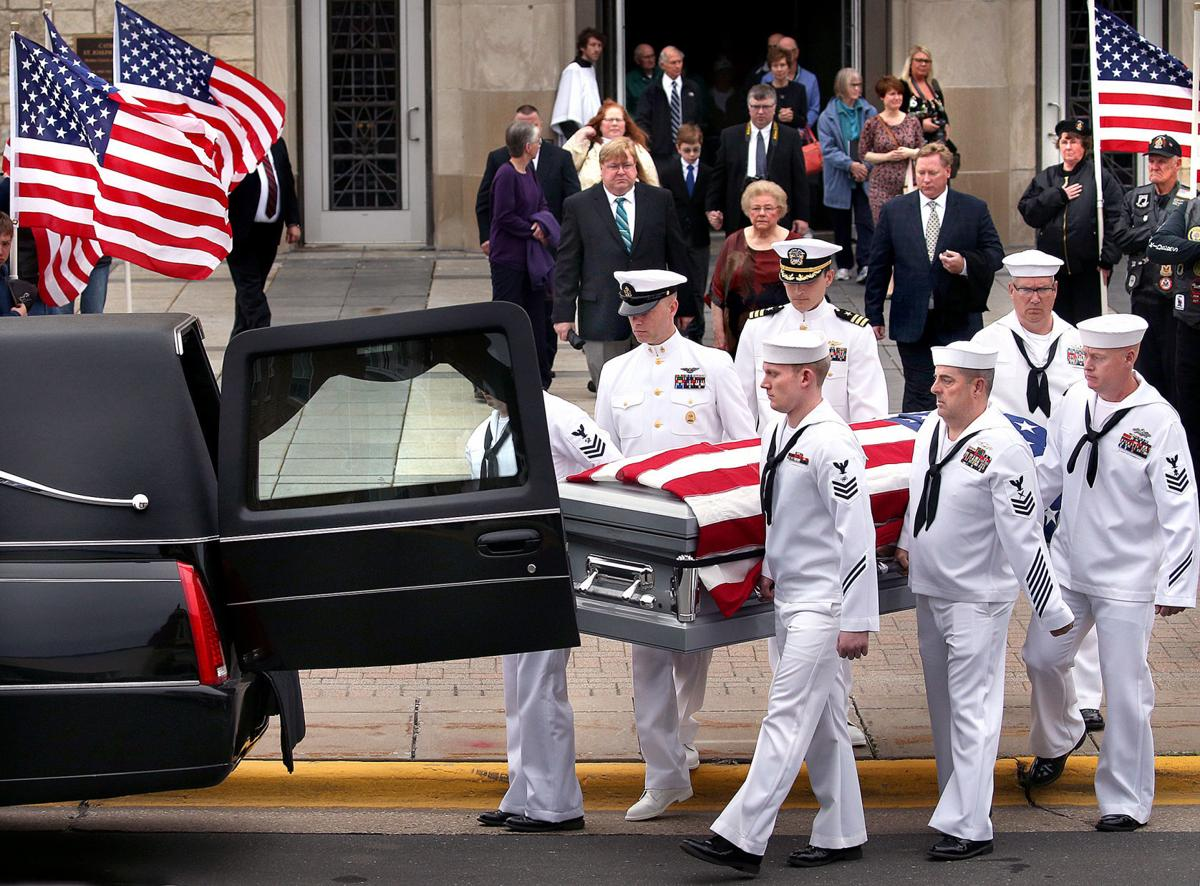 Naegle Funeral