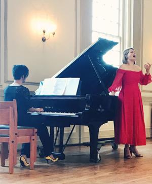 Cotter alumna overcomes challenges of opera career to find success in New York City