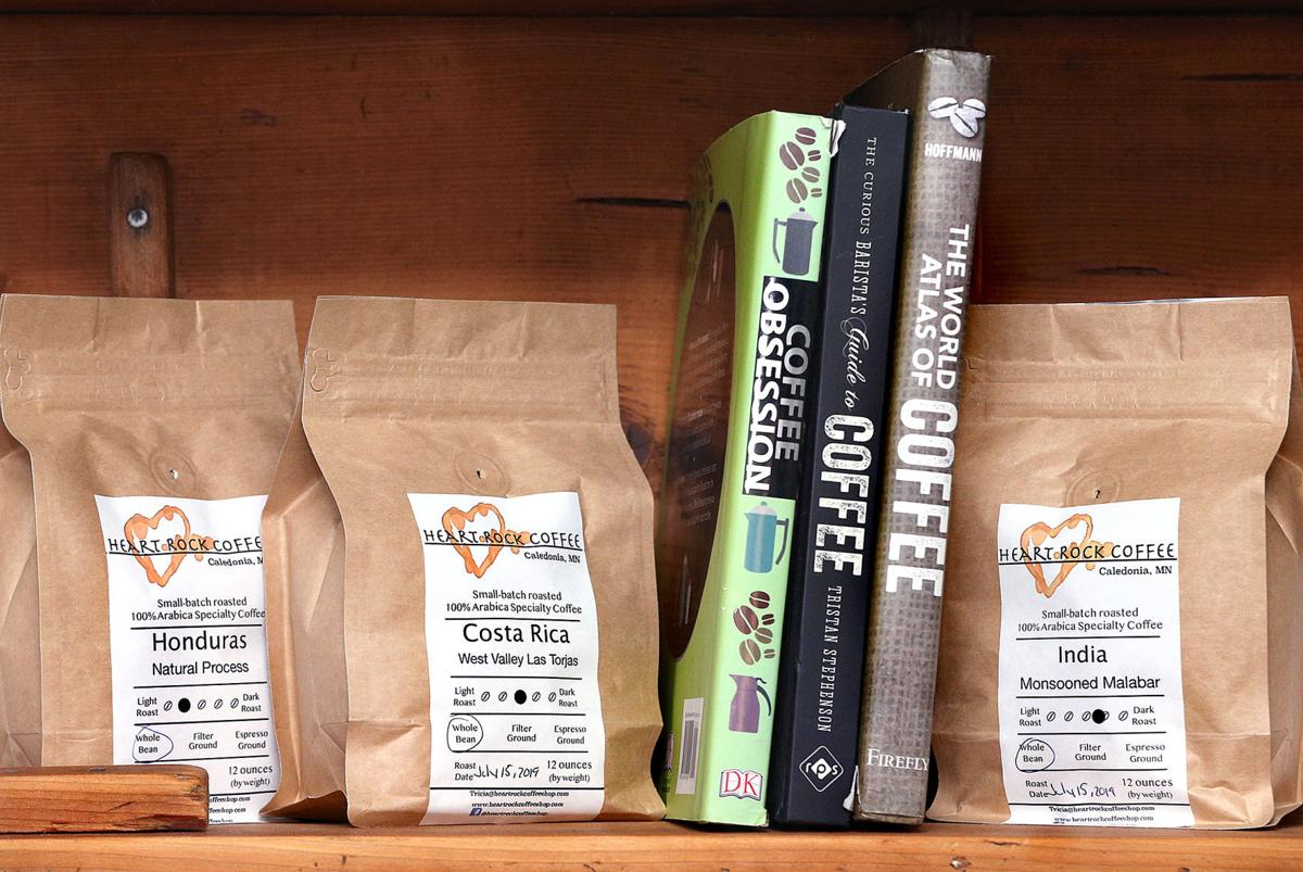 Specialty coffee roaster that began in Norway finds home in Caledonia