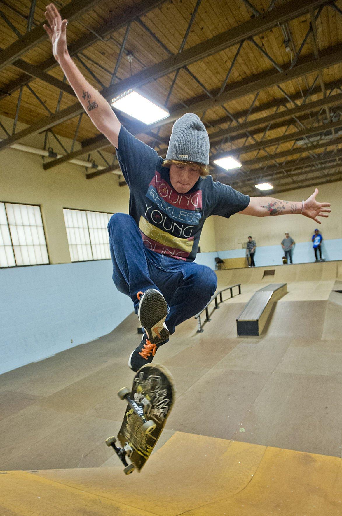 In Focus: Anthem Skate Park | | winonadailynews com