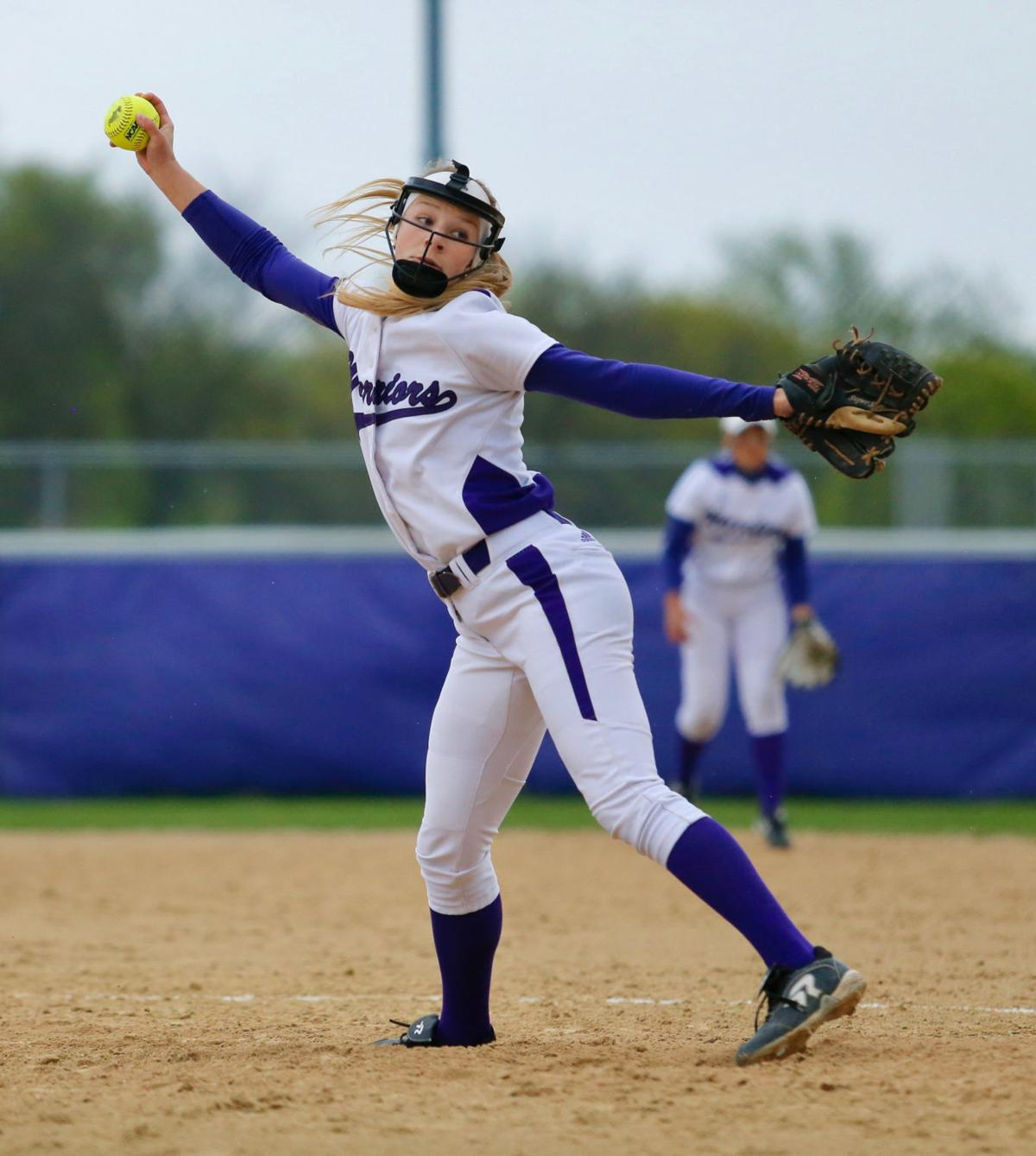 WSU Softball vs Augustana 2