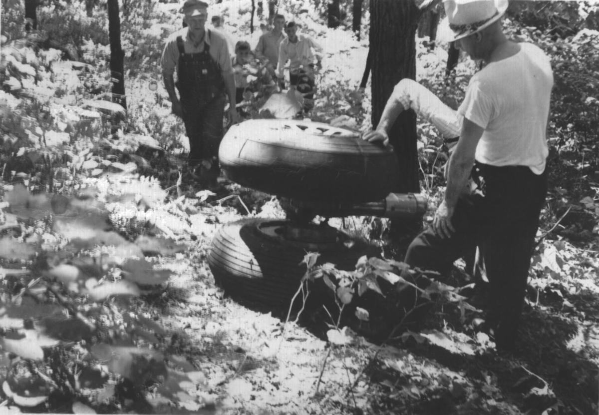 1948 plane crash