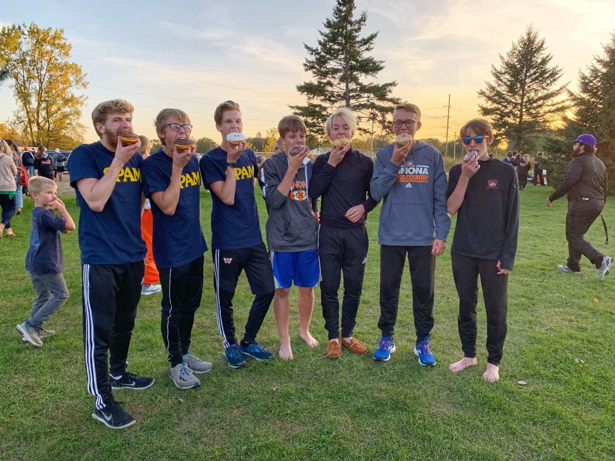 WSHS boys cross country