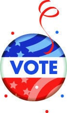 Vote button