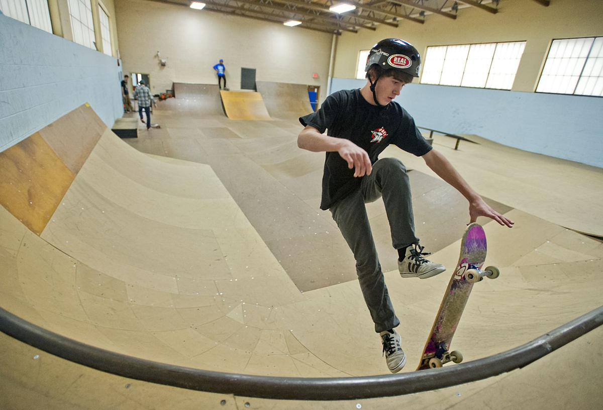 In Focus: Anthem Skate Park | Local | winonadailynews com