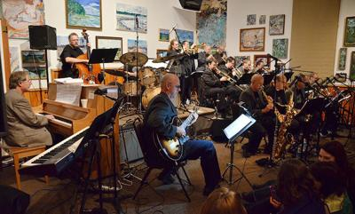 An encore performance: John Paulson Big Band's free Sunday show at