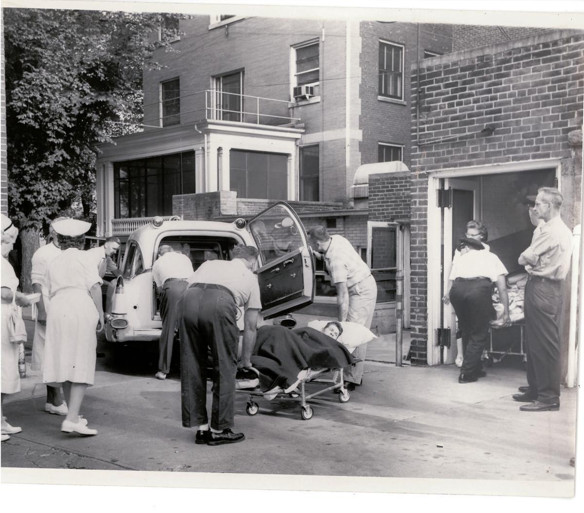 1962 WGH to CMH move