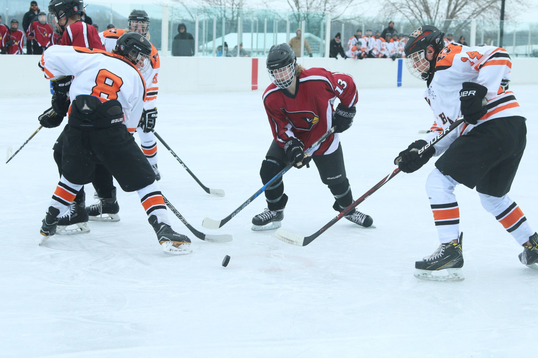 MN H.S.: Winona Wins Outdoor Game 7-2