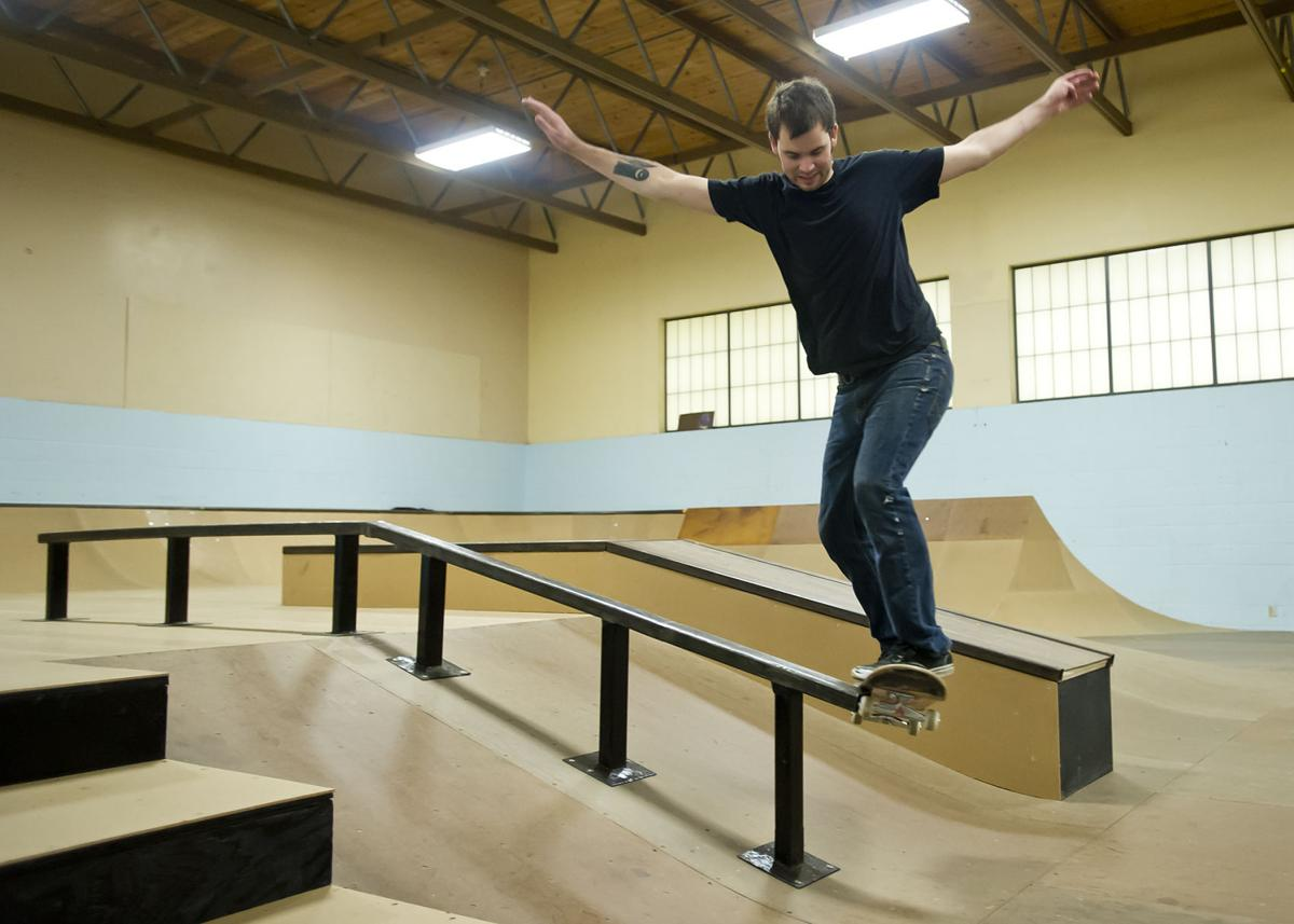 Rollin' in the West Rec: Winona's Anthem skate park welcomes skaters