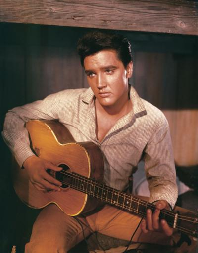 8 things you may not know about Elvis Presley
