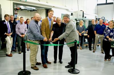 MSC Southeast Advanced Manufacturing Initiative Ribbon Cutting Ceremony