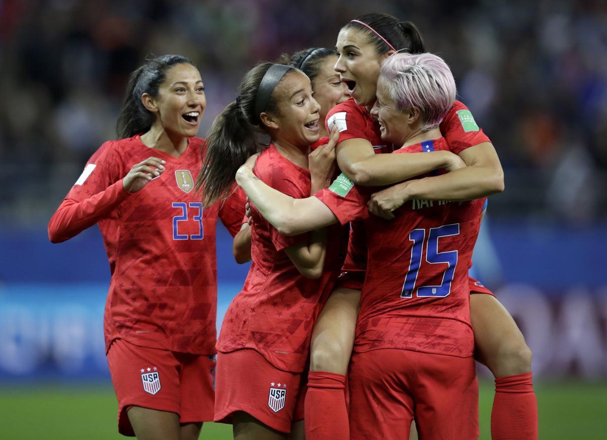 United State women's soccer