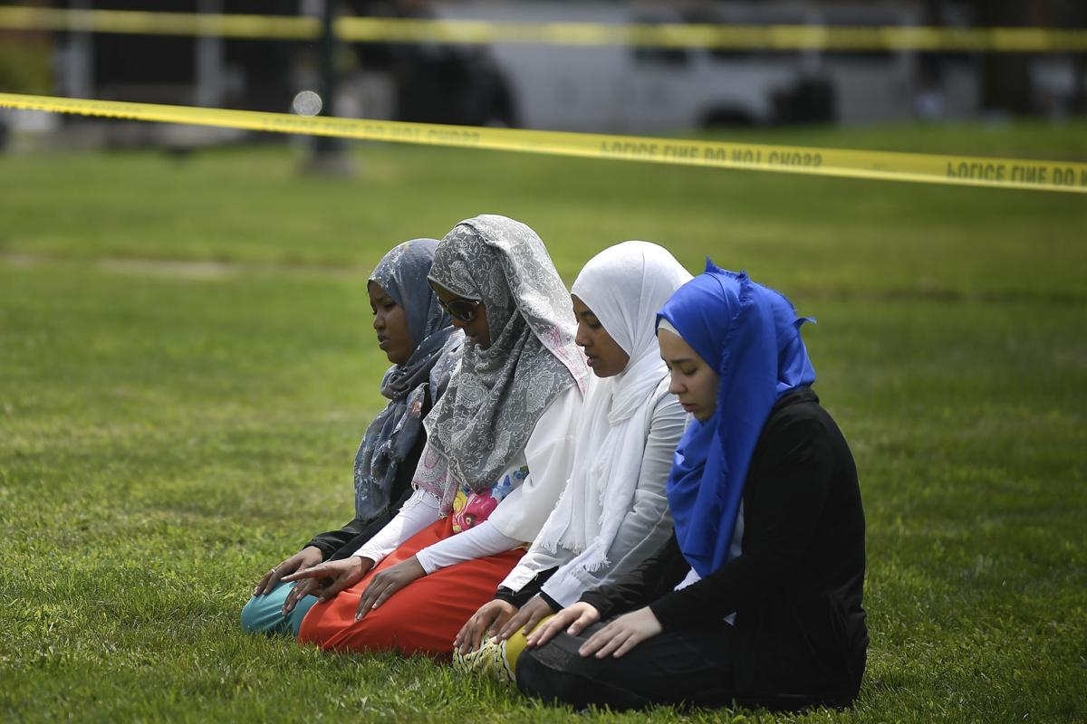 Minnesota Mosque Bombing