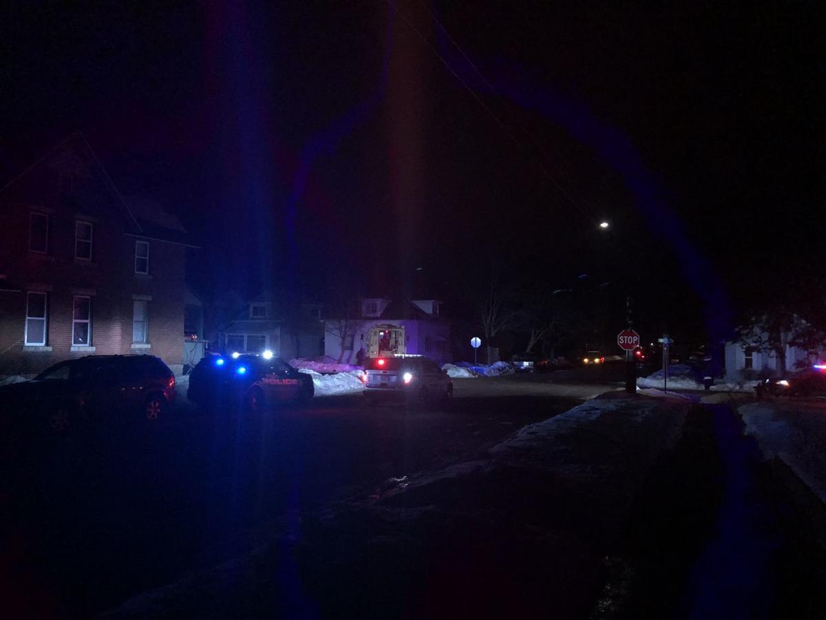 Shots Fired in Winona Neighborhood