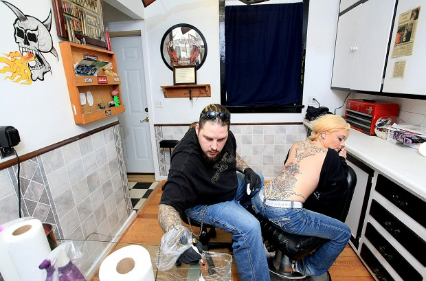 Tattoo Parlors Stuck In Licensing Limbo Government And Politics