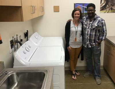 Washer, dryer donated to Winona Area Learning Center
