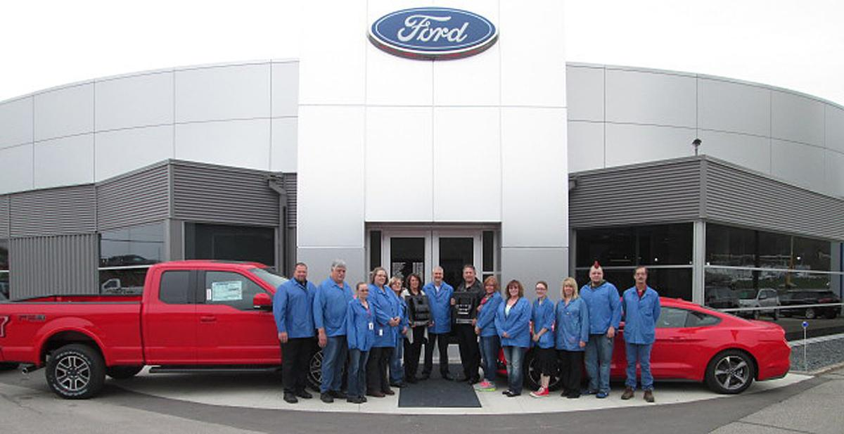 Trw Visits Ford Employees Visit Sugar Loaf