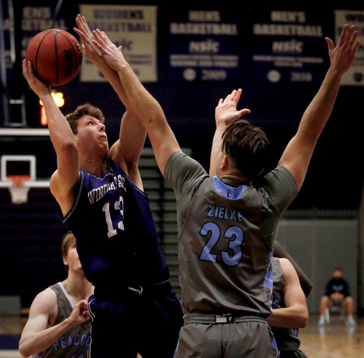 Photos: WSU MBB vs Upper Iowa