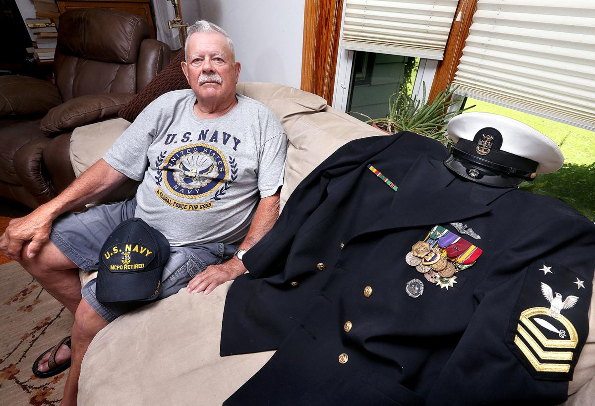 After Vietnam, patrol boat veteran from De Soto now enjoys life along the river