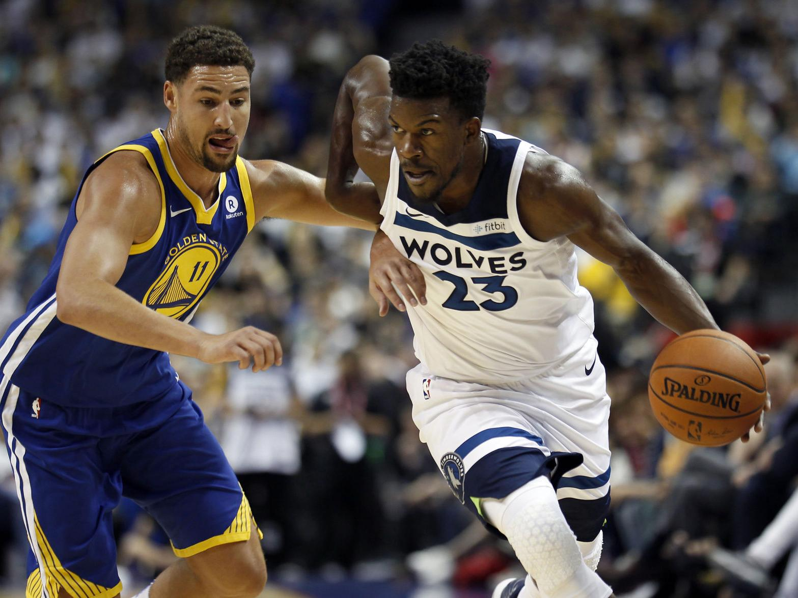 Meet Jimmy Butler The Basketball Obsessed Alpha The Timberwolves Needed Winonadailynews Com