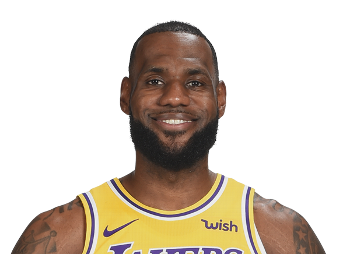 LeBron Lakers mug